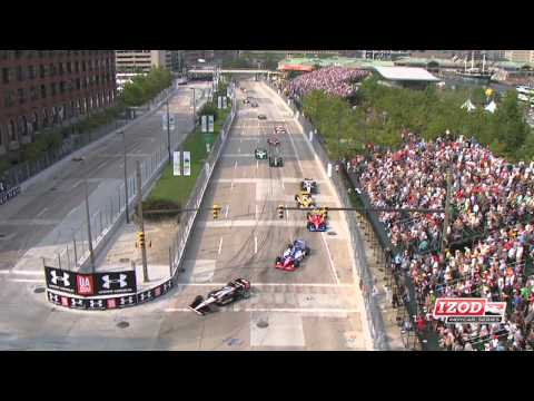 Watch the IZOD IndyCar Series highlights from the Streets of Baltimore.
