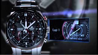 CASIO EDIFICE EQW-A1200 Promotion Movie English version