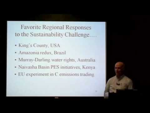 Part II: Regional Sustainability