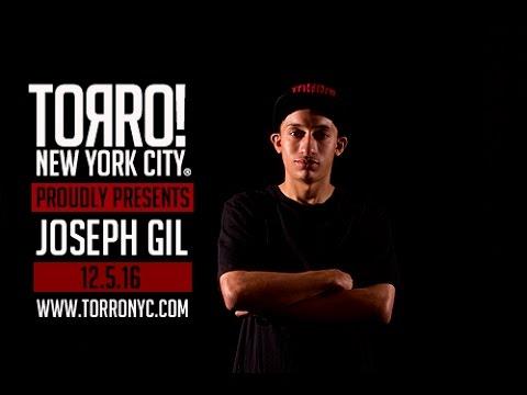 TORRO! SKATEBOARDS PROUDLY PRESENTS JOSEPH GIL (2016)