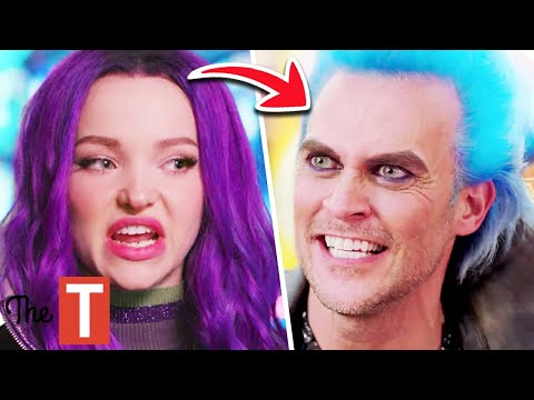 What Nobody Realizes About Mal And Hades Relationship In Descendants 3