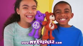 The Official Commercial for Fuzzeez! | As Seen on TTV