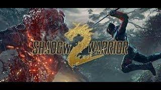 ♥Shadow Warrior 2 Trailer HD