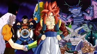 Dragon Ball GT Review to End All Reviews! (PART 2)