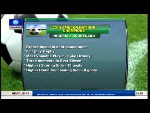 Analysts Brainstorm On CHAN Eagles Performance With Brazil In Sight
