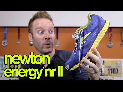 NEWTON ENERGY NR II REVIEW | The Ginger Runner
