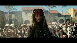 Download EXCLUSIVE! 'Pirates of the Caribbean: Dead Men Tell No Tales' Trailer 3Gp Mp4