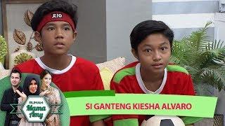 Download Lagu Kiesha Alvaro, Remaja Ganteng Jago Main Bola - Rumah Mama Amy (4/7) Gratis STAFABAND