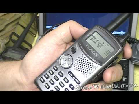Kenwood TH-D7 HAM Radio
