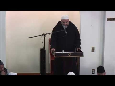 Brother Abdul Ghani- Jummah on 1/2/2015