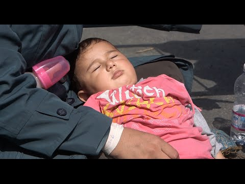 Italy: Syrians In Search of Safety
