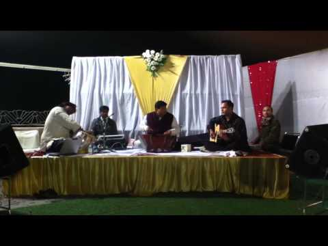 Mangesh Jagtap - Aye dile nadan on santoor instrumental