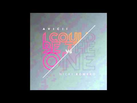 Avicii vs. Nicky Romero - I Could Be The One (Rob Danzen Remix)