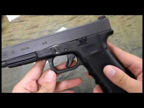 Glock 34 Competition Pistol