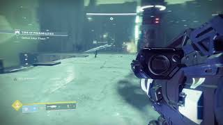 Destiny 2 is so empty.... even the strike bosses stopped playing!