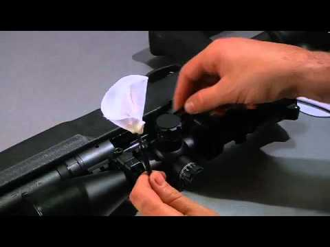 Otis - Cleaning a Sniper Rifle