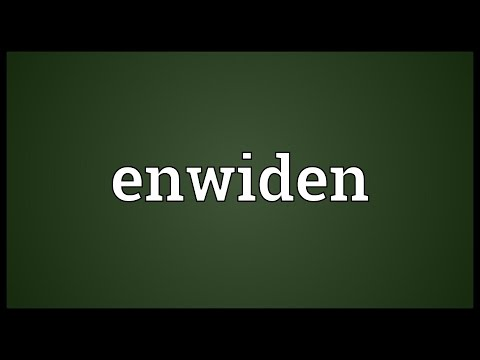 Header of enwiden
