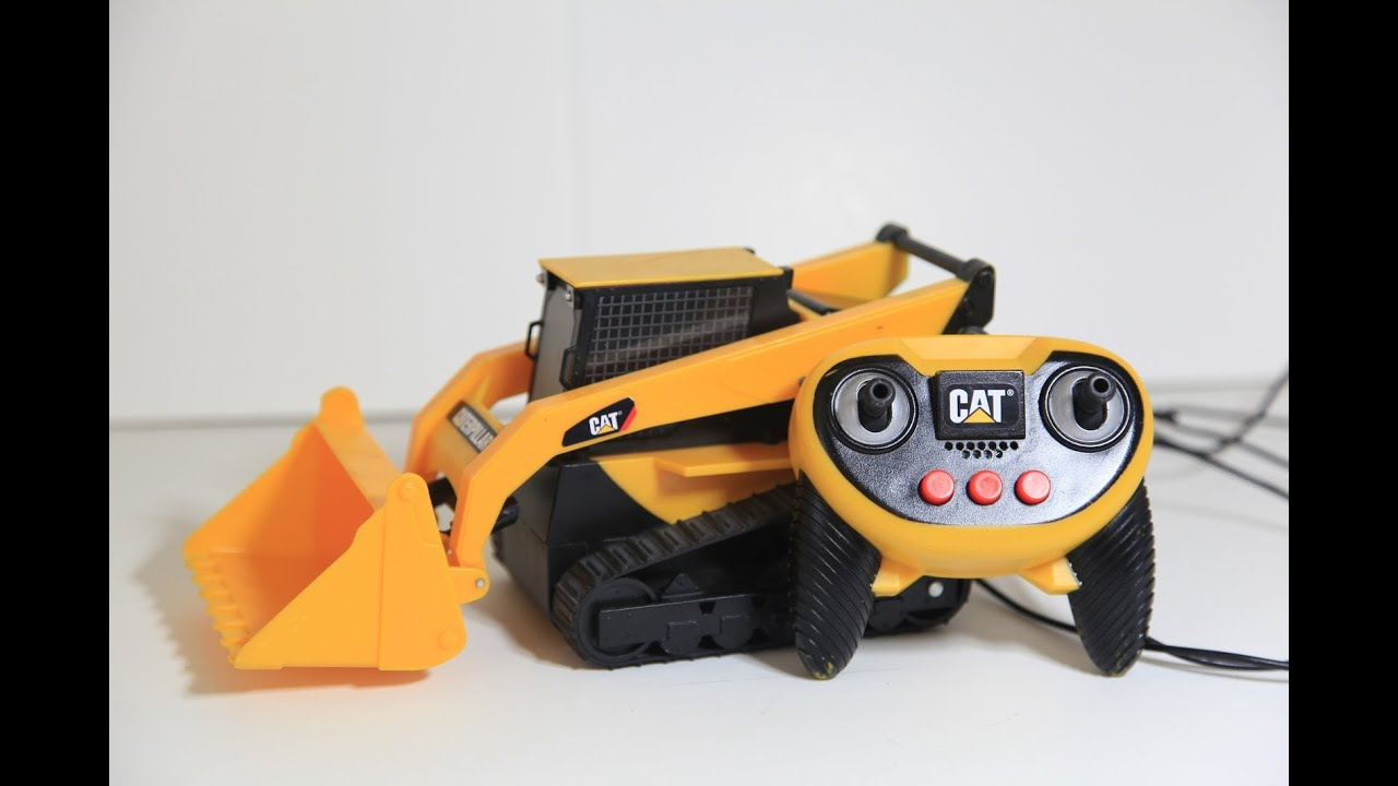 Cat Construction Trucks Toy Construction Truck