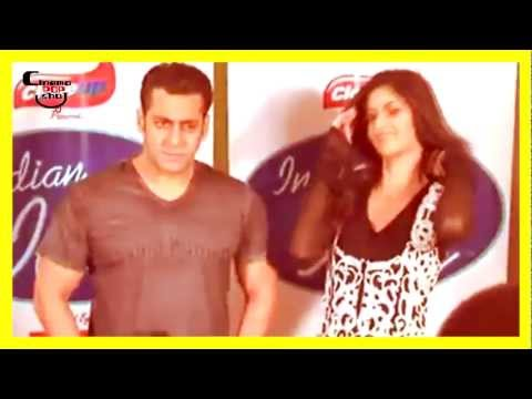Salman Khan And Katrina Kaif On The Sets Of Did video