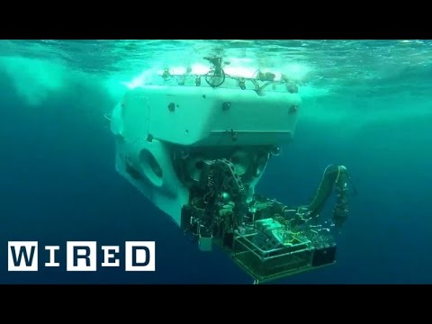The Alvin Submarine Part 1: Updating the Deep-Diving Submarine at 50 Years Old - WIRED