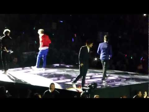 One Direction - One Way Or Another  The O2, 23 02 2013 video
