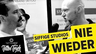 Interview mit: URBAN SLAMAL vom BVT @ Tattoo Convention Dortmund TATTOO TRUCK | TattooMed