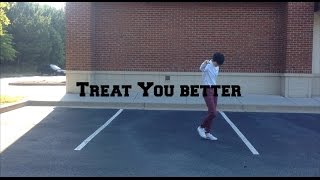 Shawn Mendes - Treat You Better | Dance Choreography