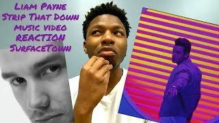 Liam Payne Strip That Down ft Quavo MUSIC VIDEO REACTION SurfaceTown