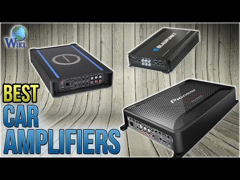 10 Best Car Amplifiers 2018