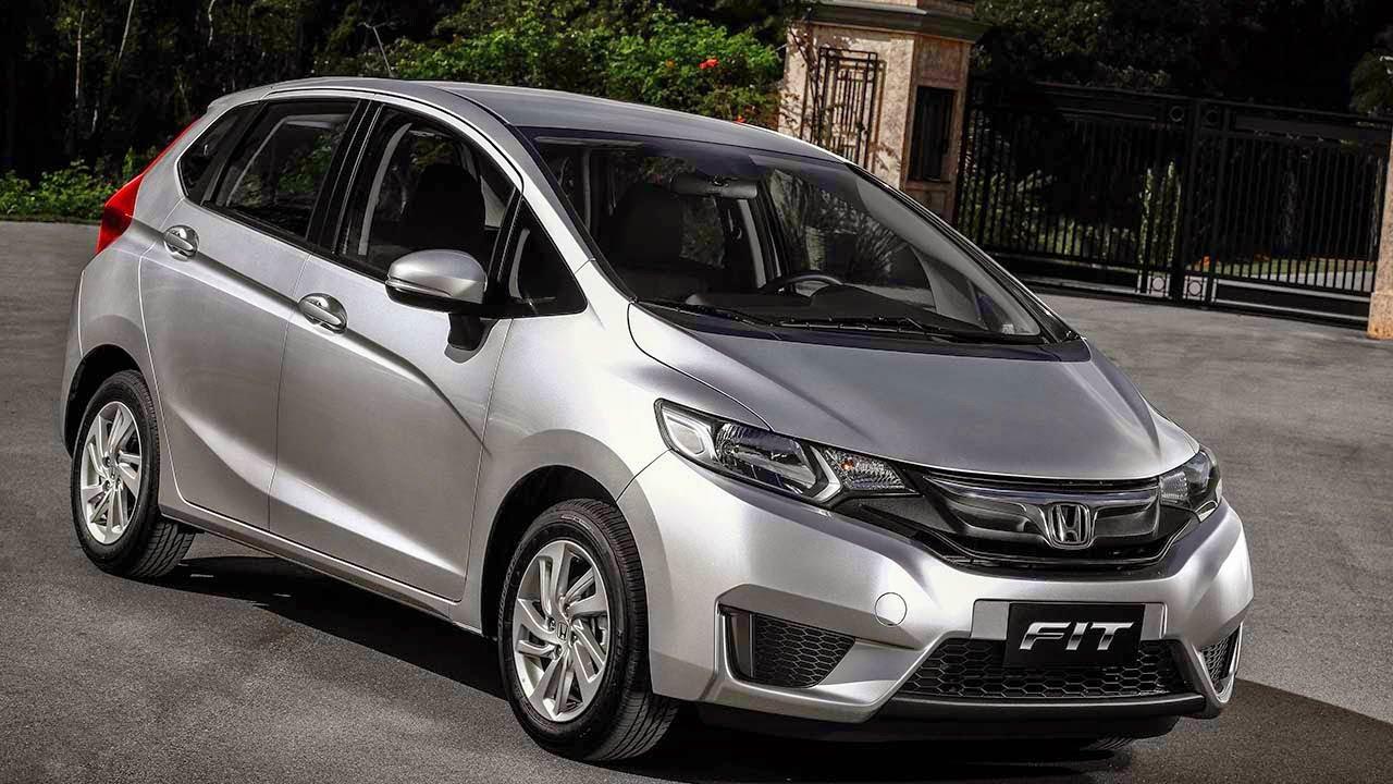 Honda Fit Lx >> LANÇAMENTO R$ 54.200-R$ 58.800 CVT-Novo Honda Fit 2015 LX 1.5 i-VTec FlexOne 116 cv 15,3 mkgf ...