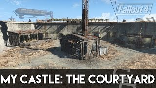 download lagu Fallout 4 - My Castle: The Courtyard How To gratis