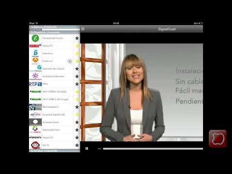 [TUTORIAL] Ver Tv Online Gratis en iPad, iPhone y iPod