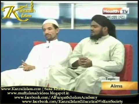 Zakaat By Mufti Irfan Qadri Sahab ( Head Of Al-Haadi International Institute Of Islamic Studies )