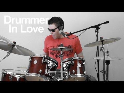DRUMMER IN LOVE - Chris Commisso original