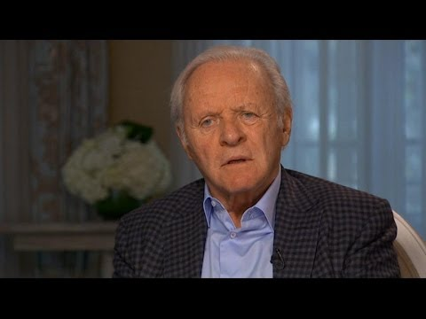 'Noah' Actor Anthony Hopkins on His Beliefs