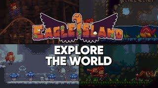 Explore The World of Eagle Island