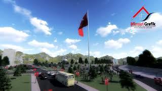 Bingöl 3D Animasyon Bayrak Projesi