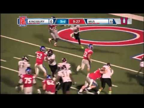 Memphis University School - #22 - Colton Neel - 2nd TD Rush - 08/30/2014
