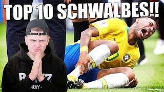 TOP 10 VIESTE SCHWALBES IN VOETBAL!! NEDERLANDS