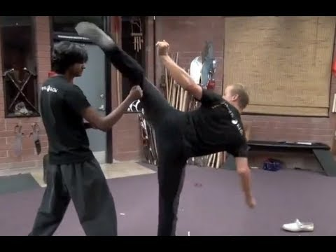 Kung Fu Real Fighting Techniques ..... Wow Image 1