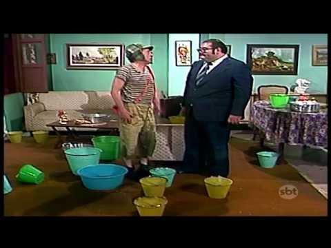 Chaves - De Gota Em Gota, Minha Mãe Fica Louca 1978