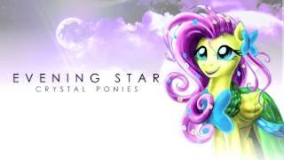 Evening Star - Crystal Ponies