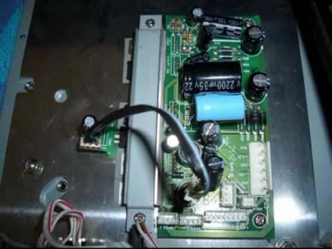 Alesis Multimix repair