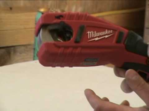 Milwaukee M12 Copper Tubing Cutter
