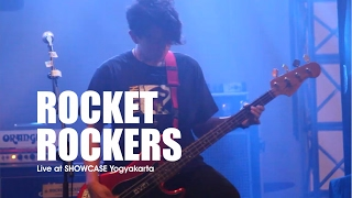 [HD] Rocket Rockers - Hitam Putih Dunia (Live at SHOWCASE Yogyakarta, Februari 2017)