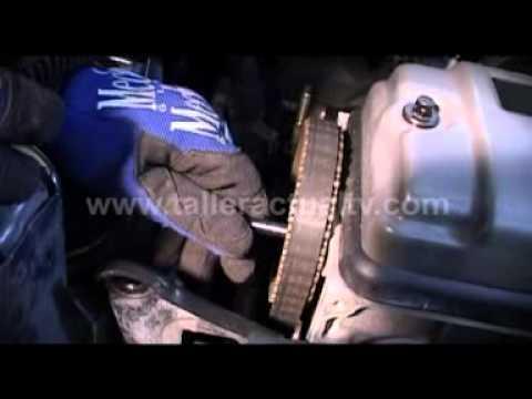Peugeot 206 Desmontaje Distribucion