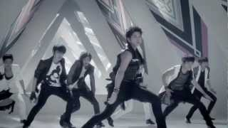 Infinite - The Chaser mirror dance (official version)