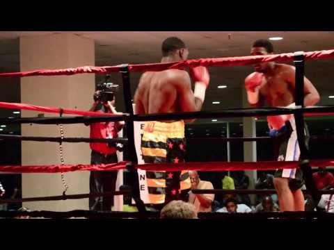 """Swift"" Jarrett Hurd Boxing Highlights 9-0-5KO's"