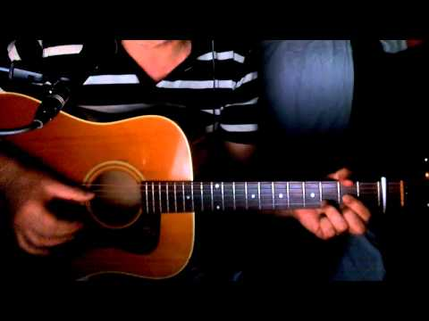Congratulations Cliff Richard Acoustic Cover w Guild D-30 e...