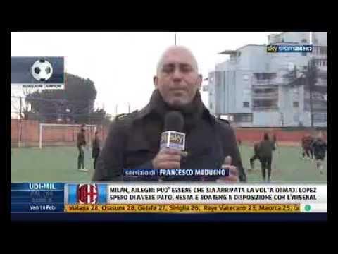 "USD SAN NICOLA ""SPECIALE CASTELLO DI CISTERNA"" Sky sport 24"